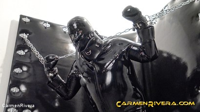Photo number 6 from Rubber Special: Chapter One shot for Carmen Rivera on Kink.com. Featuring Carmen Rivera and Gummi-Objekt in hardcore BDSM & Fetish porn.