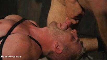Photo number 18 from Officer Jordan Boss Takes Down Scott Riley And Fucks His Hungry Hole shot for Bound Gods on Kink.com. Featuring Jordan Boss and Scott Riley in hardcore BDSM & Fetish porn.
