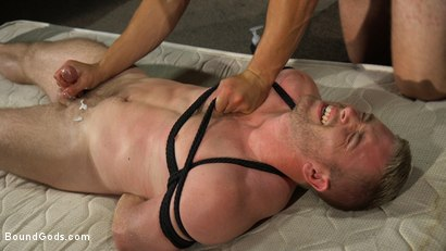 Photo number 22 from Officer Jordan Boss Takes Down Scott Riley And Fucks His Hungry Hole shot for Bound Gods on Kink.com. Featuring Jordan Boss and Scott Riley in hardcore BDSM & Fetish porn.