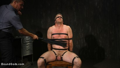 Photo number 9 from Officer Jordan Boss Takes Down Scott Riley And Fucks His Hungry Hole shot for Bound Gods on Kink.com. Featuring Jordan Boss and Scott Riley in hardcore BDSM & Fetish porn.