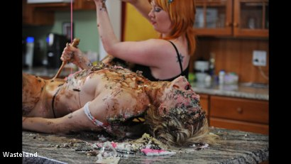 Photo number 16 from BDSM Birthday Gift shot for Wasteland on Kink.com. Featuring Mistress Irony and Ava Mir-Ausziehen in hardcore BDSM & Fetish porn.