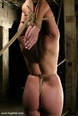 Photo number 12 from Bobbi Starr shot for Hogtied on Kink.com. Featuring Bobbi Starr in hardcore BDSM & Fetish porn.