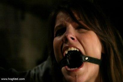 Photo number 6 from Bobbi Starr shot for Hogtied on Kink.com. Featuring Bobbi Starr in hardcore BDSM & Fetish porn.