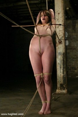 Photo number 13 from Bobbi Starr shot for Hogtied on Kink.com. Featuring Bobbi Starr in hardcore BDSM & Fetish porn.