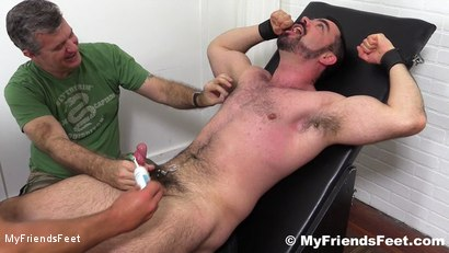 Photo number 11 from Dolan Wolf Jerked & Tickled shot for My Friends Feet on Kink.com. Featuring Dolan Wolf, Cole Money and Rich in hardcore BDSM & Fetish porn.