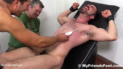 Photo number 12 from Dolan Wolf Jerked & Tickled shot for My Friends Feet on Kink.com. Featuring Dolan Wolf, Cole Money and Rich in hardcore BDSM & Fetish porn.