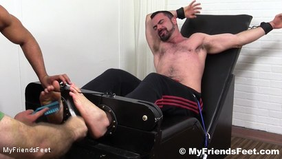 Photo number 10 from Dolan Wolf Jerked & Tickled shot for My Friends Feet on Kink.com. Featuring Dolan Wolf, Cole Money and Rich in hardcore BDSM & Fetish porn.