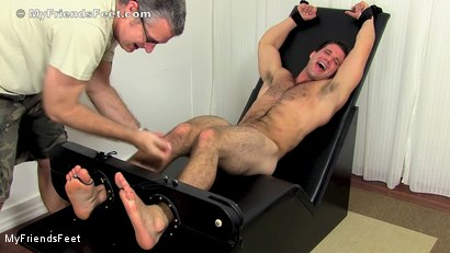 Photo number 9 from Cole Money Bound & Tickled shot for My Friends Feet on Kink.com. Featuring Cole Money and Rich in hardcore BDSM & Fetish porn.