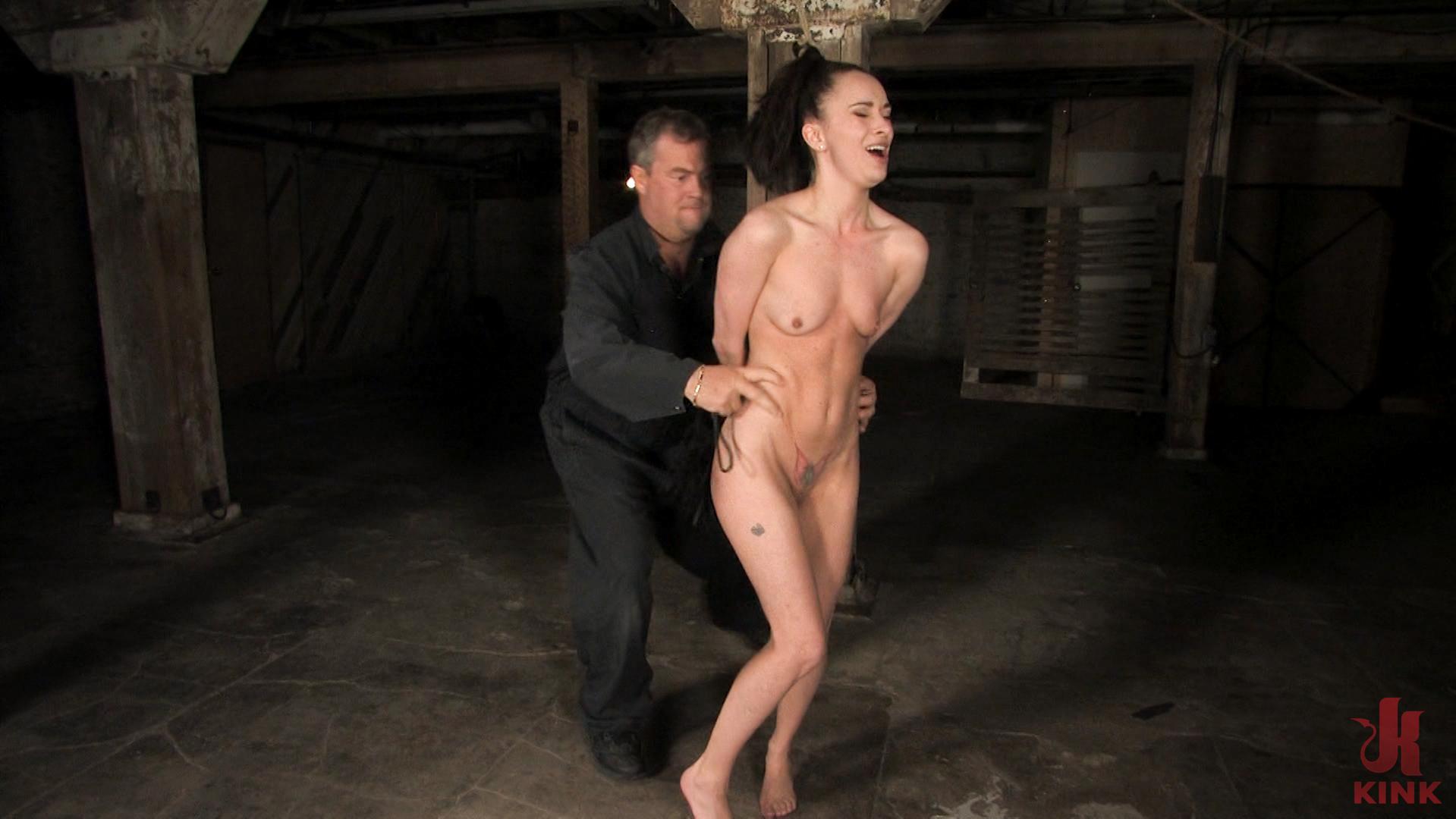 Photo number 8 from Maya Matthews is Made to Cum in Tight Bondage shot for Hogtied on Kink.com. Featuring Maya Matthews in hardcore BDSM & Fetish porn.