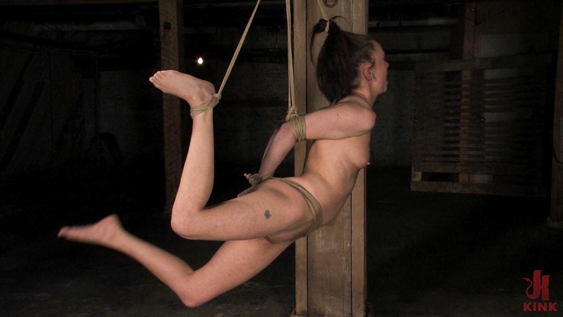Photo number 11 from Maya Matthews is Made to Cum in Tight Bondage shot for Hogtied on Kink.com. Featuring Maya Matthews in hardcore BDSM & Fetish porn.