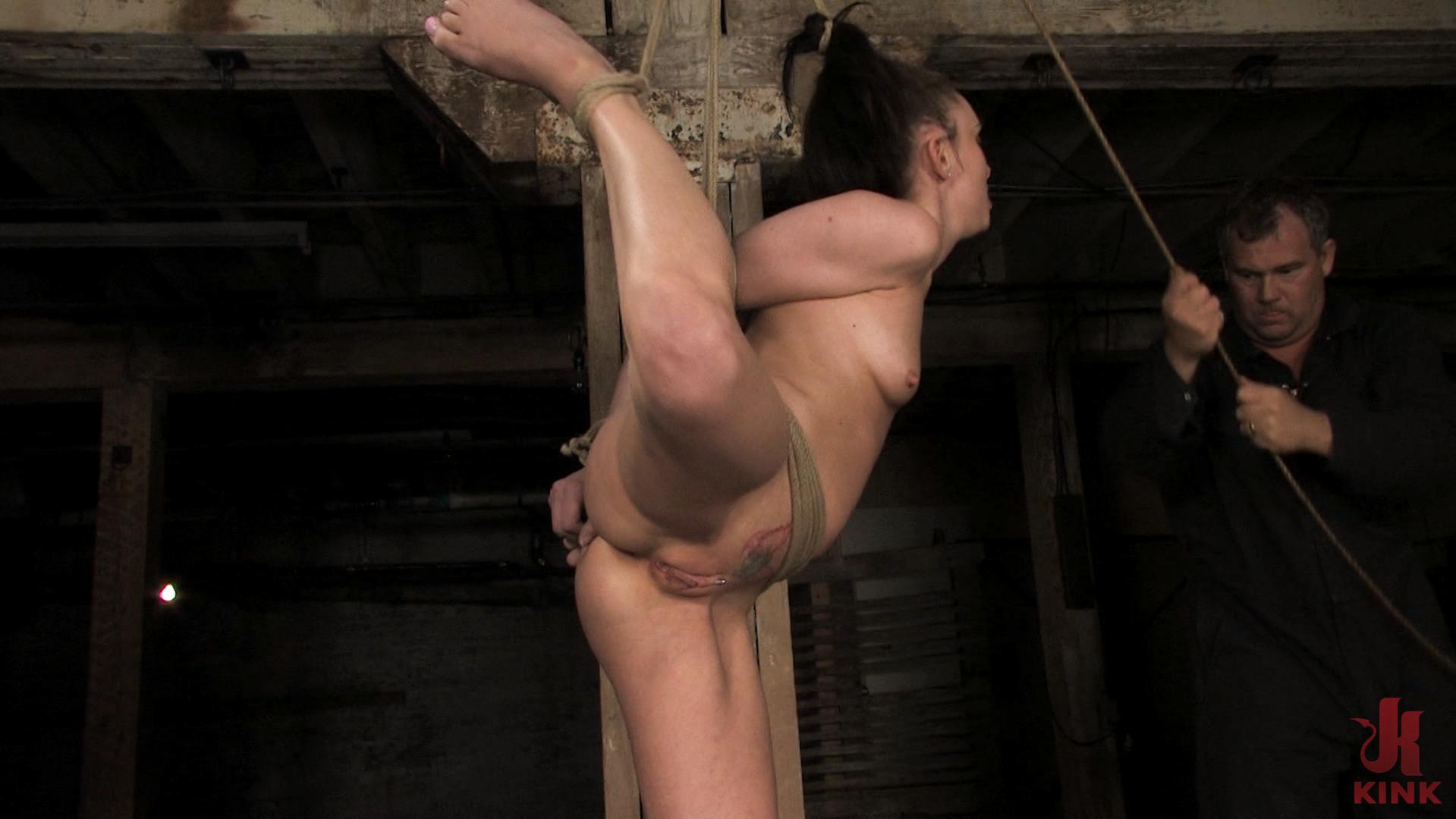 Photo number 13 from Maya Matthews is Made to Cum in Tight Bondage shot for Hogtied on Kink.com. Featuring Maya Matthews in hardcore BDSM & Fetish porn.