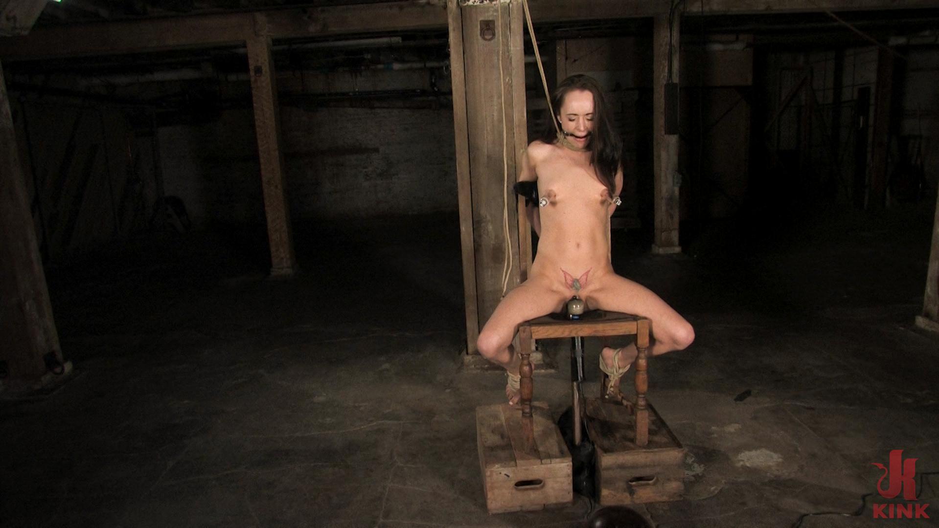 Photo number 18 from Maya Matthews is Made to Cum in Tight Bondage shot for Hogtied on Kink.com. Featuring Maya Matthews in hardcore BDSM & Fetish porn.