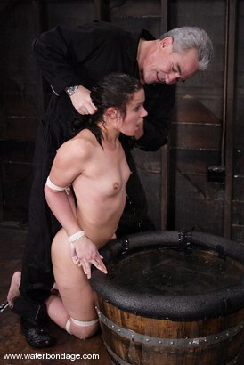 Photo number 13 from Penny Barber shot for Water Bondage on Kink.com. Featuring Penny Barber in hardcore BDSM & Fetish porn.