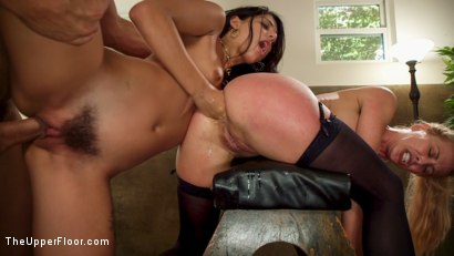 19 year Old Slut Teaches Anal Fiance How to Serve Daddy