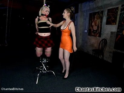 Photo number 1 from Good Things Take Time shot for Chantas Bitches on Kink.com. Featuring Lorelei Lee and Chanta-Rose in hardcore BDSM & Fetish porn.