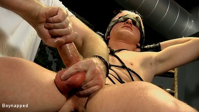 Photo number 15 from Roped Up And Wanked Off shot for Boynapped on Kink.com. Featuring Brett Wright and Sebastian Kane in hardcore BDSM & Fetish porn.