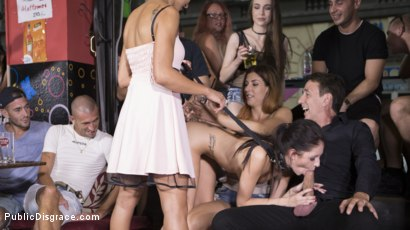 Photo number 8 from Teen Whore Rebecca Volpetti Beaten, Fucked, and Disgraced in Public! shot for Public Disgrace on Kink.com. Featuring Steve Holmes, Antonio Ross, Cherry Kiss and Rebecca Volpetti in hardcore BDSM & Fetish porn.