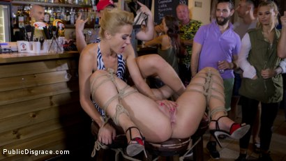 Photo number 23 from Sexy Serbian Submissive Anal Slut Vyvan Hill  shot for Public Disgrace on Kink.com. Featuring Steve Holmes, Cherry Kiss, Vyvan Hill  and Chad Rockwell in hardcore BDSM & Fetish porn.