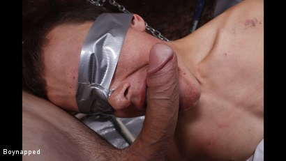 Photo number 13 from New Boy Brodie Wanked And Fed shot for Boynapped on Kink.com. Featuring Brodie Spark and Reece Bentley in hardcore BDSM & Fetish porn.