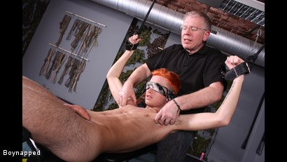 Photo number 9 from Massaged And Wanked shot for Boynapped on Kink.com. Featuring Jacob Daniels and Sebastian Kane in hardcore BDSM & Fetish porn.
