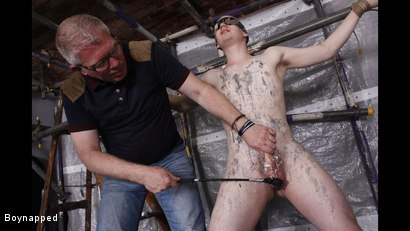 Photo number 14 from A Sensitive Cock Drained shot for Boynapped on Kink.com. Featuring Sebastian Kane and Oliver Wyatt in hardcore BDSM & Fetish porn.