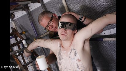 Photo number 3 from A Sensitive Cock Drained shot for Boynapped on Kink.com. Featuring Sebastian Kane and Oliver Wyatt in hardcore BDSM & Fetish porn.