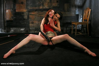 Photo number 5 from Calico shot for Wired Pussy on Kink.com. Featuring Calico in hardcore BDSM & Fetish porn.