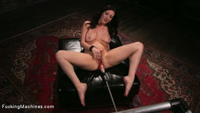 Photo number 10 from Fetish Queen Cherry Torn Fucked with Huge Dildos and Multiple Orgasms shot for Fucking Machines on Kink.com. Featuring Cherry Torn in hardcore BDSM & Fetish porn.