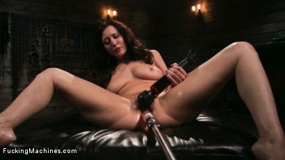 Photo number 11 from Fetish Queen Cherry Torn Fucked with Huge Dildos and Multiple Orgasms shot for Fucking Machines on Kink.com. Featuring Cherry Torn in hardcore BDSM & Fetish porn.