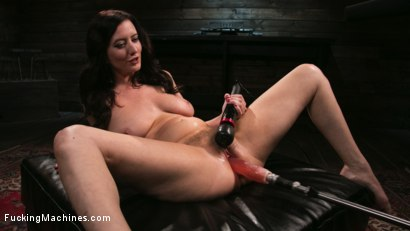 Photo number 12 from Fetish Queen Cherry Torn Fucked with Huge Dildos and Multiple Orgasms shot for Fucking Machines on Kink.com. Featuring Cherry Torn in hardcore BDSM & Fetish porn.