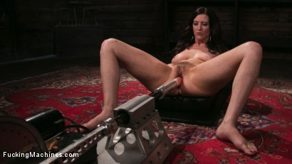 Photo number 16 from Fetish Queen Cherry Torn Fucked with Huge Dildos and Multiple Orgasms shot for Fucking Machines on Kink.com. Featuring Cherry Torn in hardcore BDSM & Fetish porn.