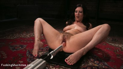 Photo number 19 from Fetish Queen Cherry Torn Fucked with Huge Dildos and Multiple Orgasms shot for Fucking Machines on Kink.com. Featuring Cherry Torn in hardcore BDSM & Fetish porn.
