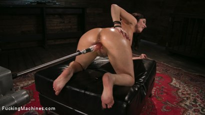 Photo number 5 from Fetish Queen Cherry Torn Fucked with Huge Dildos and Multiple Orgasms shot for Fucking Machines on Kink.com. Featuring Cherry Torn in hardcore BDSM & Fetish porn.