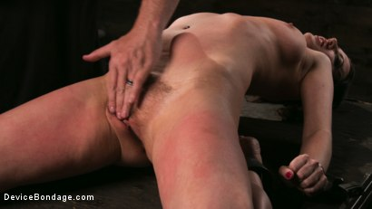 Photo number 10 from Female Slave Cherry Torn Tormented in Metal Bondage and Coerced Orgasm shot for Device Bondage on Kink.com. Featuring Cherry Torn and The Pope in hardcore BDSM & Fetish porn.