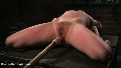 Photo number 11 from Female Slave Cherry Torn Tormented in Metal Bondage and Coerced Orgasm shot for Device Bondage on Kink.com. Featuring Cherry Torn and The Pope in hardcore BDSM & Fetish porn.
