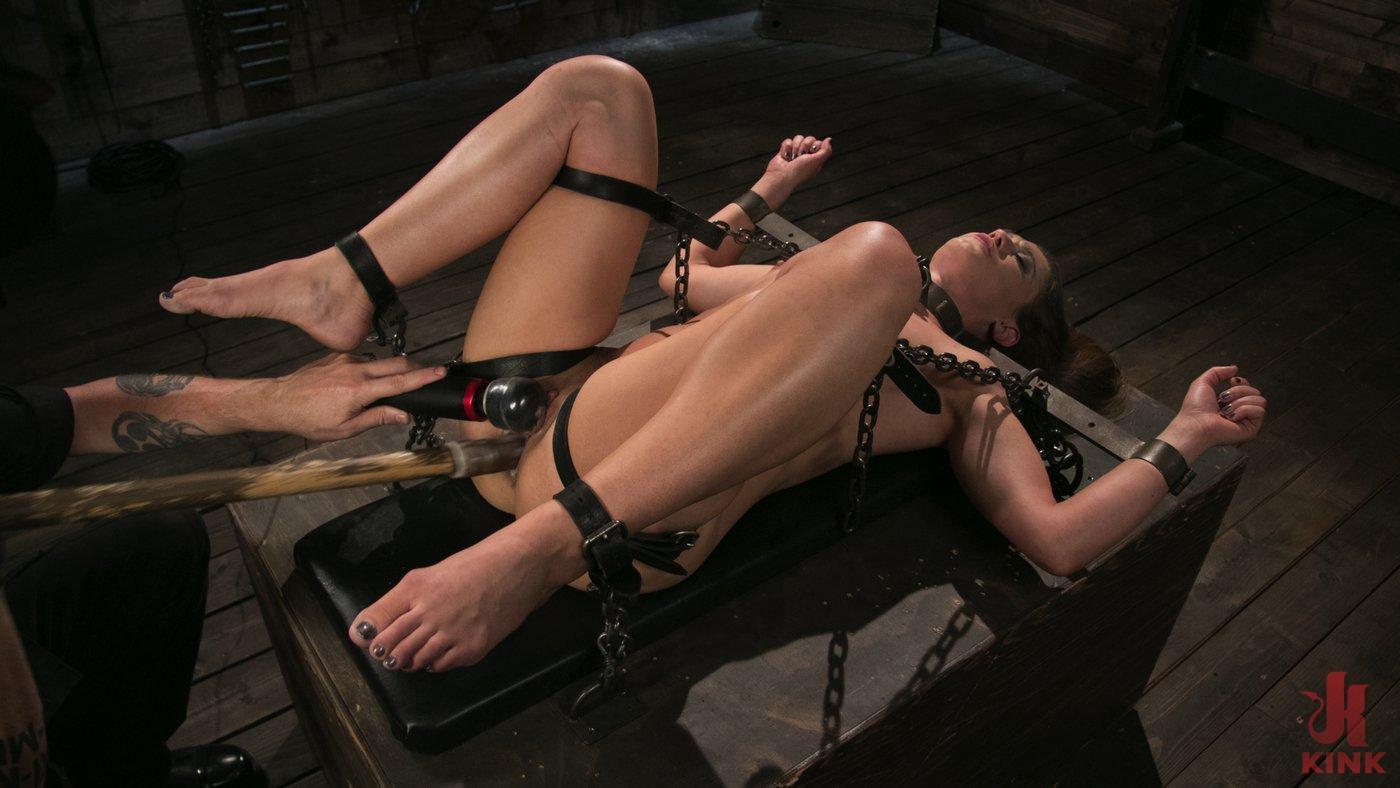 Device bondage anal hooks