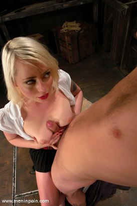 Photo number 9 from Billy and Lorelei Lee shot for Men In Pain on Kink.com. Featuring Billy and Lorelei Lee in hardcore BDSM & Fetish porn.