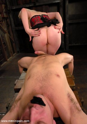 Photo number 10 from Billy and Lorelei Lee shot for Men In Pain on Kink.com. Featuring Billy and Lorelei Lee in hardcore BDSM & Fetish porn.
