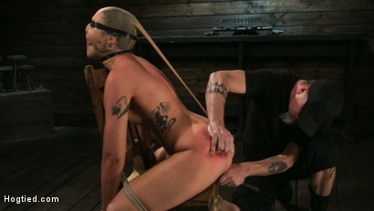 Photo number 4 from Pain Slut Lilith Luxe Cums Relentlessly from Torment and Rope Bondage! shot for Hogtied on Kink.com. Featuring Lilith Luxe and The Pope in hardcore BDSM & Fetish porn.