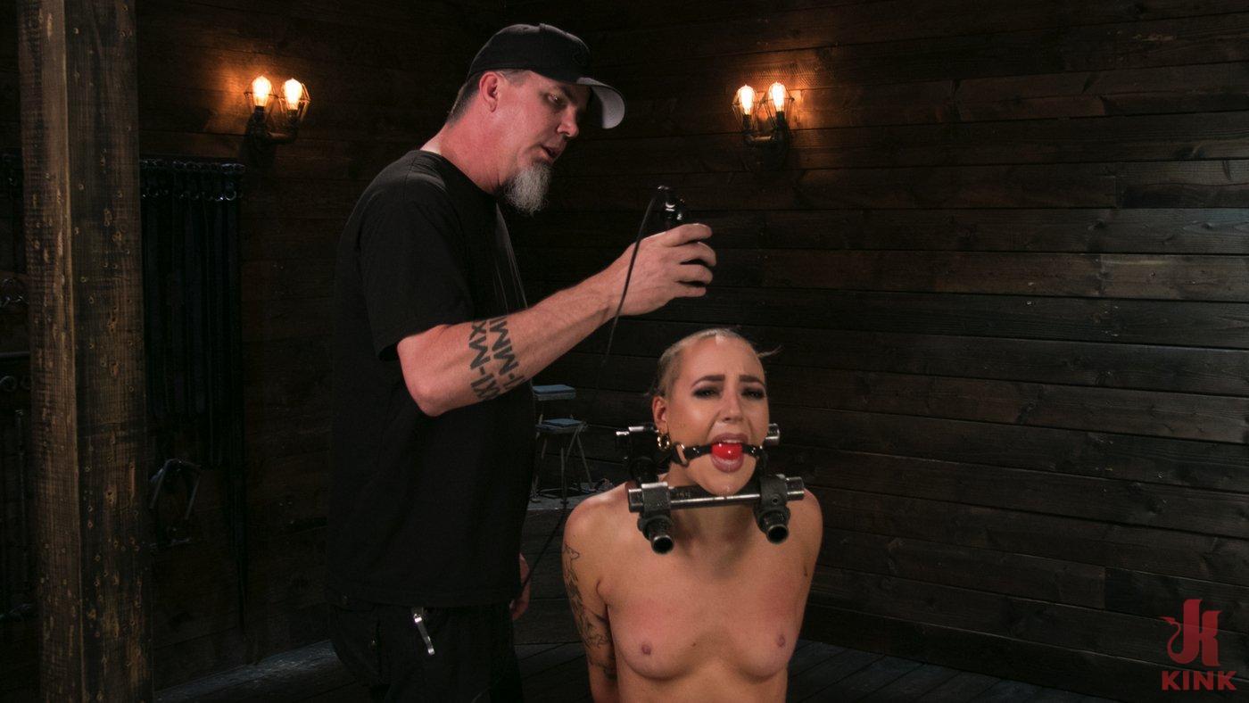 Master shave bondage