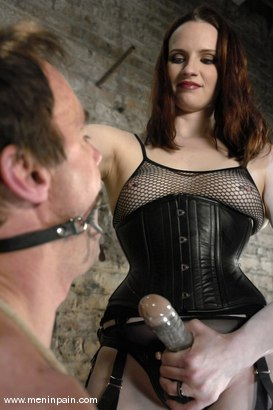 Photo number 11 from Claire Adams and Wild Bill shot for Men In Pain on Kink.com. Featuring Claire Adams and Wild Bill in hardcore BDSM & Fetish porn.