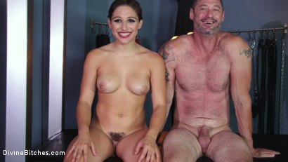 Photo number 15 from Abella Danger Fucks Man in the Ass in her First Divine Bitches Shoot!!  shot for Divine Bitches on Kink.com. Featuring Abella Danger and D. Arclyte in hardcore BDSM & Fetish porn.
