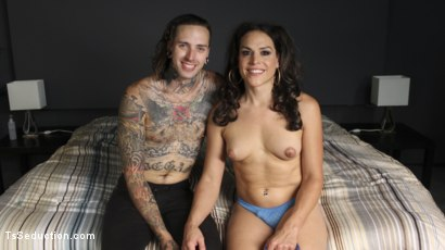 Photo number 16 from Lil Cocky: Douchy dude gets drilled by stranger shot for TS Seduction on Kink.com. Featuring Kelli Lox and Ruckus in hardcore BDSM & Fetish porn.