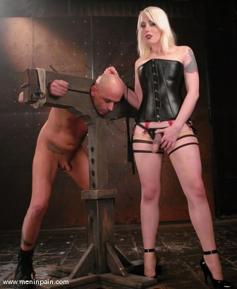 Photo number 5 from Lorelei Lee and Diezel shot for Men In Pain on Kink.com. Featuring Lorelei Lee and Diezel in hardcore BDSM & Fetish porn.