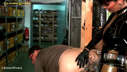 Photo number 6 from Dildo Shopping Queens: Chapter One shot for Carmen Rivera on Kink.com. Featuring Carmen Rivera, Lady Sahara and Franky in hardcore BDSM & Fetish porn.