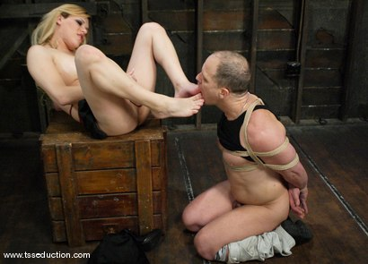 Photo number 8 from Jesse and Anthony shot for TS Seduction on Kink.com. Featuring Jesse and Anthony in hardcore BDSM & Fetish porn.