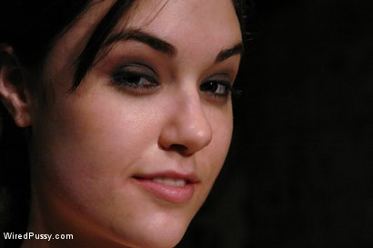 Photo number 2 from Sasha Grey Subs to Princess Donna on Wired Pussy!!!! shot for Wired Pussy on Kink.com. Featuring Sasha Grey in hardcore BDSM & Fetish porn.