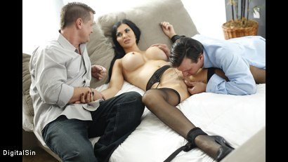 Photo number 5 from Jasmine Jae Is The Wife All Men Desire shot for Digital Sin on Kink.com. Featuring Jasmine Jae, Anthony Rosano and Eric Masterson in hardcore BDSM & Fetish porn.