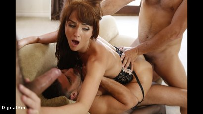 Photo number 17 from I Told My Wife Bianca To Gangbang shot for Digital Sin on Kink.com. Featuring Bianca Breeze, Karlo Karrera, Ramon Nomar, Toni Ribas and John Strong in hardcore BDSM & Fetish porn.