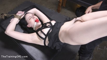 Photo number 3 from Alex Harper, Pretty Pale and Pliant  shot for The Training Of O on Kink.com. Featuring Tommy Pistol and Alex Harper in hardcore BDSM & Fetish porn.